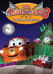 Os Carrinhos 3 - Velozes e Curiosos (The Little Cars 3: Fast and Curious) Pictures In Cartoon