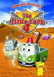 Os Carrinhos 4 - Novas Hist�rias Geniais (The Little Cars 4: New Genie Adventures) Picture Of Cartoon