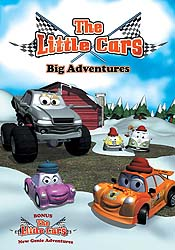 The Little Cars 5: Big Adventures Picture Of Cartoon