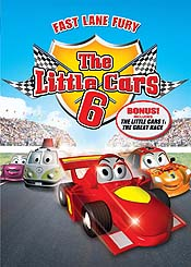 The Little Cars 6: Fast Lane Fury Pictures In Cartoon