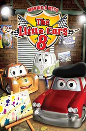 The Little Cars 8: Making a Mess Pictures In Cartoon