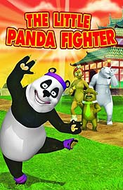 Ursinho Da Pesada (The Little Panda Fighter) Pictures In Cartoon