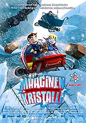 Maaginen Kristalli (The Magic Crystal) Cartoon Character Picture