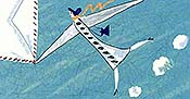 Moia Mama - Samolet (My Mom Is An Airplane!) Free Cartoon Pictures
