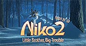 Niko 2: Lent�j�veljekset (Niko 2 � Little Brother, Big Trouble) Picture Into Cartoon