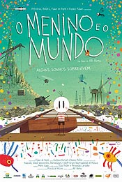 O Menineo E O Mundo (The Boy and the World - Some Dreams Survive) Picture Of Cartoon