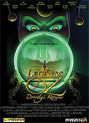 Legends of Oz: Dorothy's Return (Dorothy of Oz) Free Cartoon Pictures