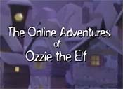 The Online Adventures Of Ozzie The Elf Cartoon Picture