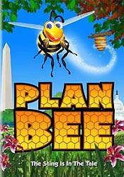 Plan Bee Cartoon Picture