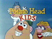 Robin Potato Head Cartoon Picture