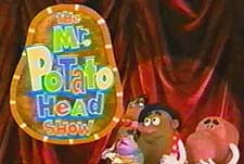 The Mr. Potato Head Show Episode Guide Logo