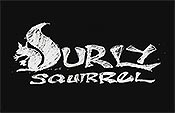 Surly Squirrel Cartoon Picture