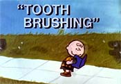 Toothbrushing Cartoon Picture