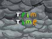 Trim Time Cartoon Picture