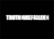 Truth Has Fallen Cartoon Picture