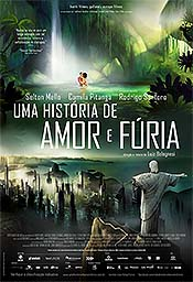 Uma Hist�ria de Amor e F�ria (Rio 2096: A Story of Love and Fury) Cartoon Pictures