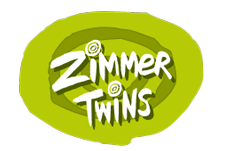 The Zimmer Twins Episode Guide Logo