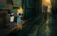 Mutafukaz Picture To Cartoon