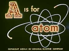 A Is For Atom Cartoon Picture