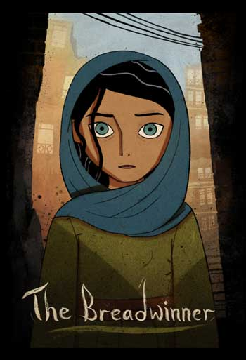 The Breadwinner Cartoon Character Picture