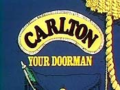 Carlton, Your Doorman Cartoon Picture
