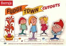Fudge Town Cookies