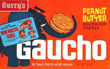 Gauchos Cookies