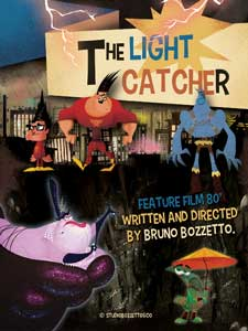 The Light Catcher Cartoon Picture