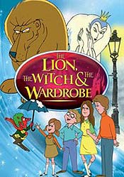 The Lion, The Witch And The Wardrobe Cartoon Picture