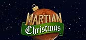 A Martian Christmas Cartoon Picture