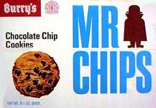 Mr. Chips Cookies