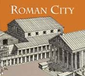 David Macaulay: Roman City Pictures To Cartoon