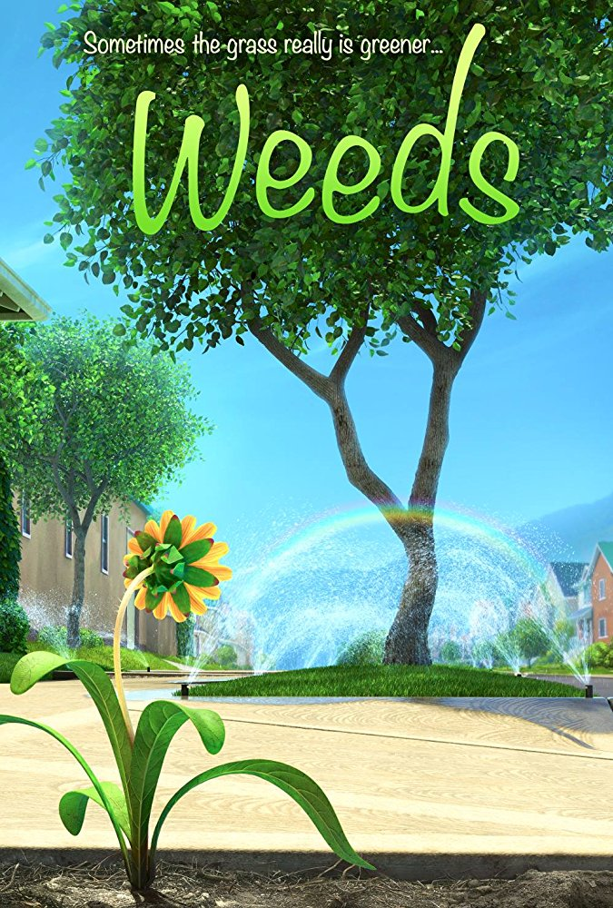 Weeds Cartoon Character Picture