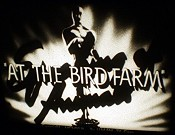 At The Bird Farm Cartoon Picture