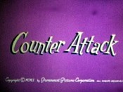 Counter Attack Cartoon Picture
