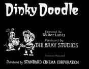 Dinky Doodle And The Bad Man The Cartoon Pictures