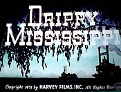 Drippy Mississippi Cartoon Picture