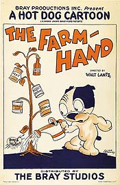 The Farm Hand Cartoon Picture
