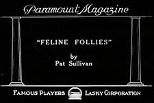 Paramount Magazine/Felix the Cat