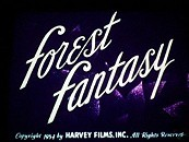 Forest Fantasy Cartoon Picture