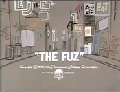 The Fuz Cartoon Character Picture