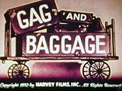 Gag And Baggage Picture To Cartoon