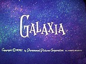 Galaxia Cartoon Picture