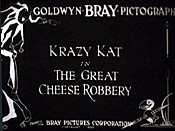The Great Cheese Robbery Picture To Cartoon