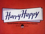Harry Happy The Cartoon Pictures