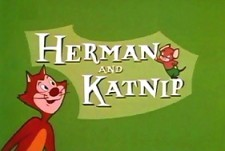 Herman and Katnip Theatrical Cartoon Series Logo