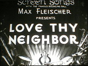 Love Thy Neighbor Pictures Cartoons