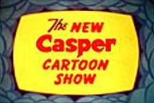The New Casper Cartoon Show Episode Guide Logo