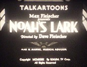 Noah's Lark Picture Into Cartoon
