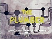 The Plumber The Cartoon Pictures